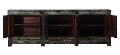 high lacquered sideboard