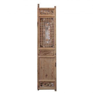 original wooden door panels
