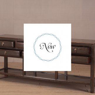 7 drawers sideboard