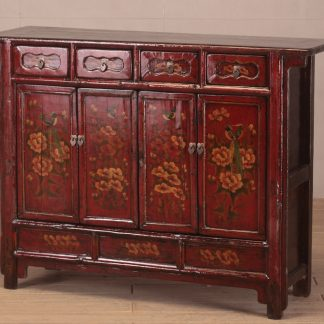 4 door and 4 drawer sideboard
