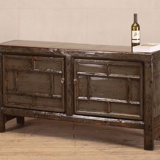 Grey 2 door sideboard